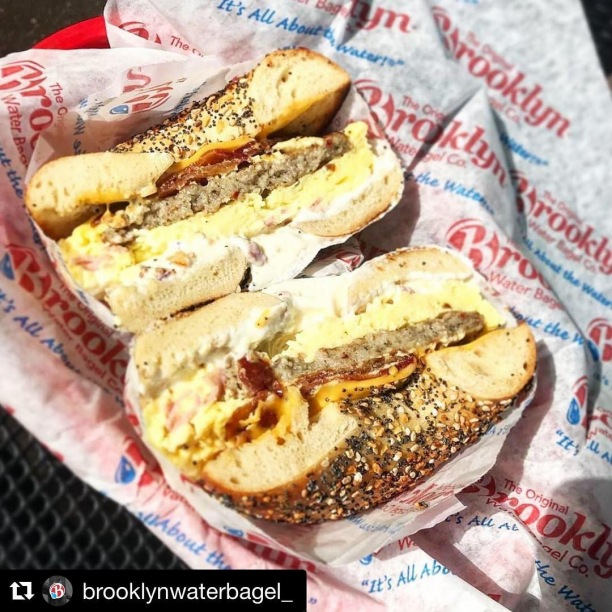 #Repost @brooklynwaterbagel_ ・・・ This is how you say