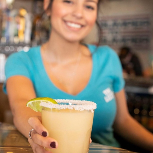 #Repost from @tinlizzyscantina - Don't be salty... unless you're a margarita. National Margarita Day in THIS FRIDAY. If that's not something to smile about, we don't know what is. Join us for $2.22 Camarena Margs all day this Friday, 2/22 (smiles are free of charge)!