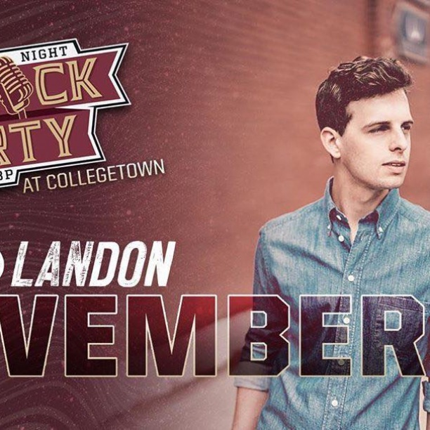 Close out Block Party season with @trealandon this Friday #OnMadison! See you there!