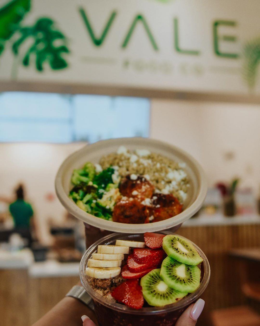 #Repost from @valefoodco - BOGO SMALL BOWLS TODAY @ ALL LOCATIONS!
